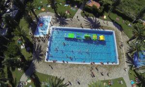 Zwembad Camping Valldaro