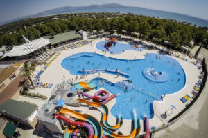 Camping Las Dunas zwembad